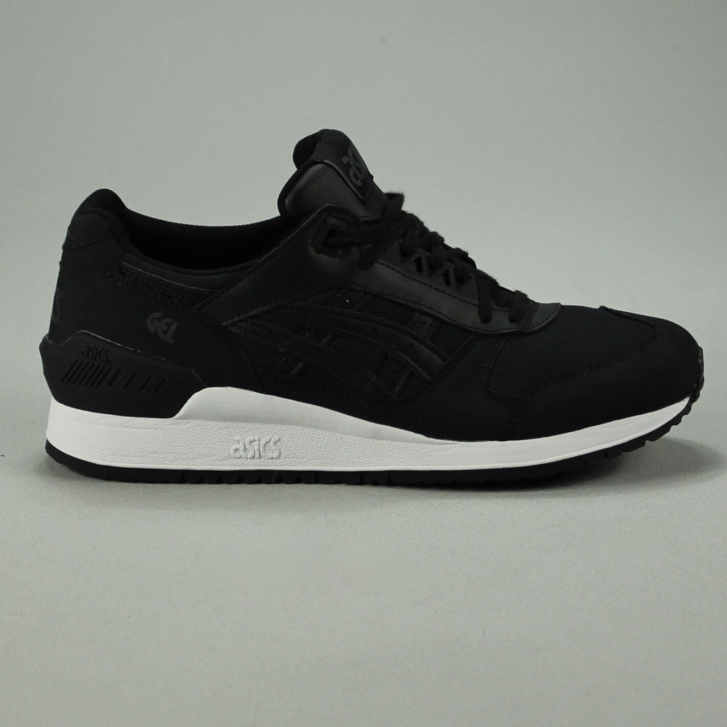 Asics Respector in Shoes Trainers Black new in Respector box UK Size 7,8,10,11 1b78aa