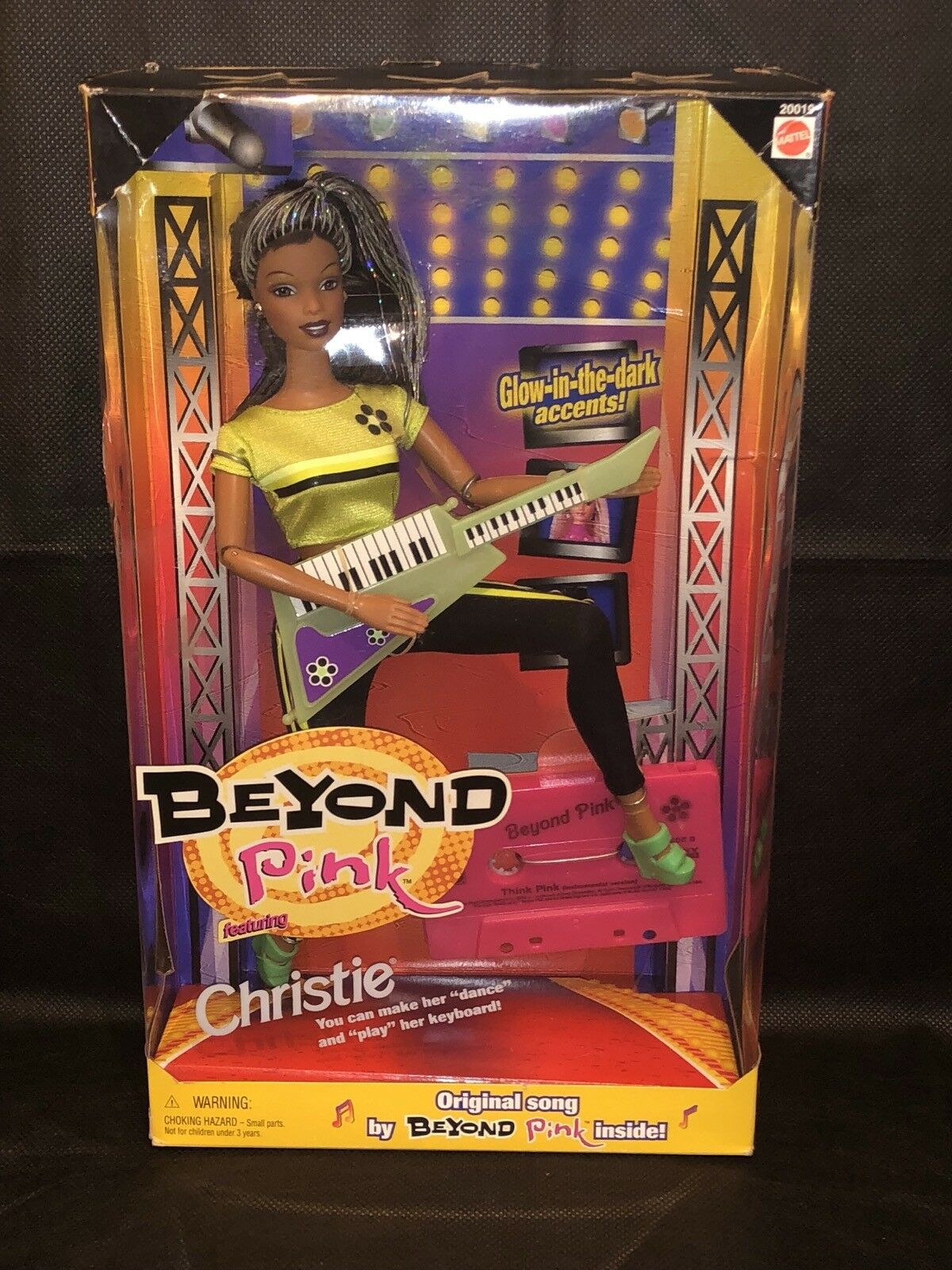 BEYOND Rosa FEATURING CHRISTIE BY MATTEL
