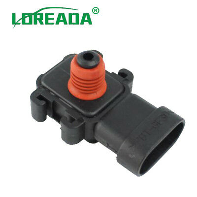5S2410 PS10000 AS59 I EC1636 SU1078 /& Many Others For GM Compatible Replacement Map Sensor Replaces 213-796 12614973 9359409 AS59