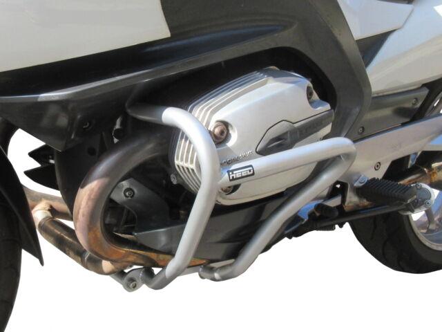 Engine Guard Crash Bars Heed Bmw R 1200 Rt 05 13 Silver