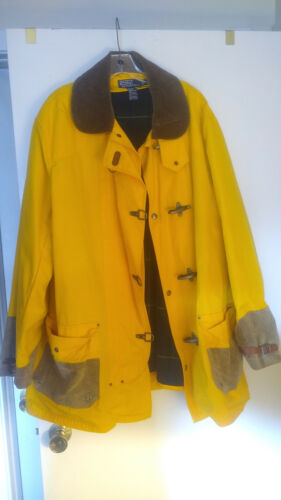 Polo Fireman yellow jacket XL