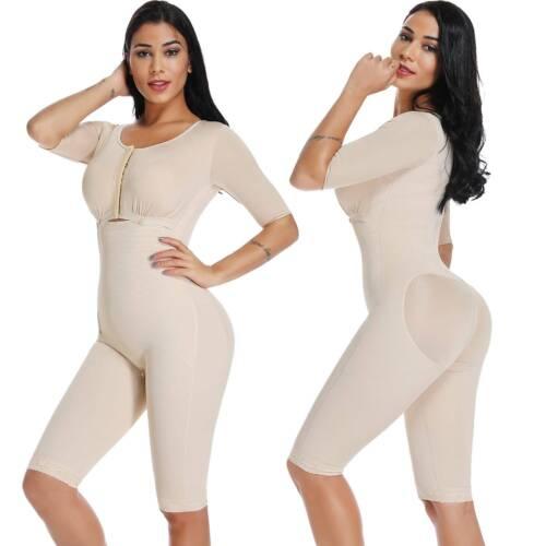 Women/'s Post Surgery Full Body Shaper Fajas Compression Garment Shapewear Corset