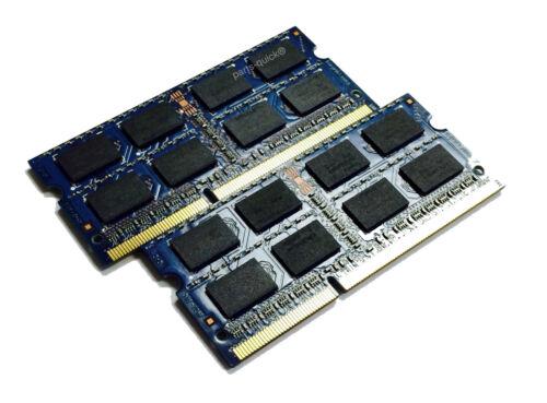 8GB DDR3 Laptop Memory RAM 1640 Dell Studio XPS 16 2 x 4GB