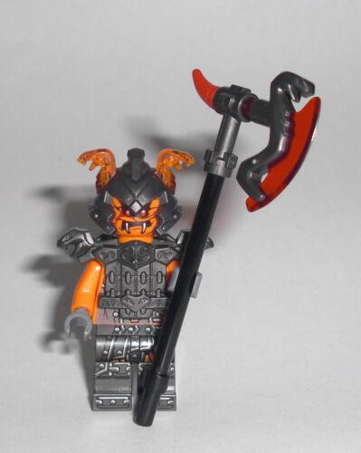 70626 - Minifig Figur Commander Ninja 70626 LEGO Ninjago Kommandant Blunck