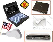 Portable Laptop/Notebook Machine Digital Ultrasound Scanner, 3.5 Convex Ecograph