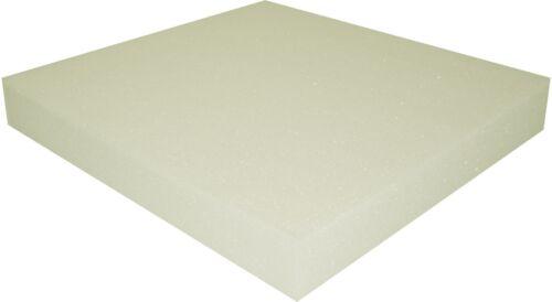 Schaumstoffplatte RG21 Schaumstoff-Zuschnitt 2-12cm Wählen Sie Ihre Wunschgröße!