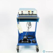 Valleylab Force Ez Electrosurgical Generator With Monopolar Amp Bipolar Footswitch