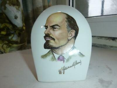 Schlussverkauf Kommunist Lenin Vladimir Udssr Russische Porzellanfigur 9624d