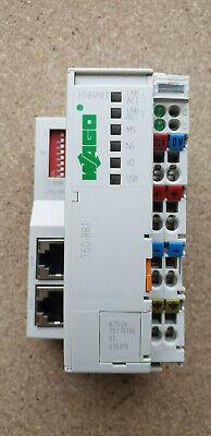 la CPU 32 bits controladora Ethernet Wago 750-881 controlador Ethernet