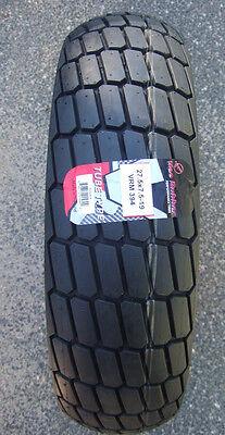 Vee Rubber 394 Winner Flat Track Motorcycle Tires Rear 19 Inch Race