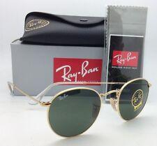 5b294576bf item 6 New Ray-Ban Sunglasses ROUND METAL RB 3447 001 50-21 Gold Frame  w G15 Green Lens -New Ray-Ban Sunglasses ROUND METAL RB 3447 001 50-21 Gold  Frame ...
