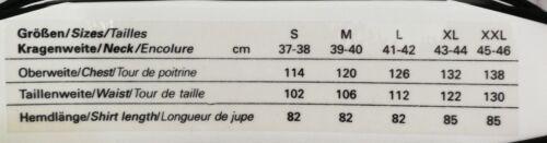 Marvelis Chemise manches longues kentkragen taille XXL 46 Modern Fit Noir Motif 72371411