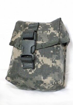 Airsoft Pouch,acu,molle,ifak,irak,afganistan Clothing & Protective Gear Amicable Us First Aid Tasch Neu