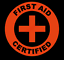 First-Aid-Certified-Emblem-Vinyl-Decal-Window-Sticker-Car thumbnail 4