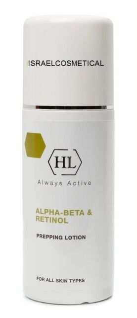 Holy Land Alpha Beta & Retinol Prepping Lotion 125ml