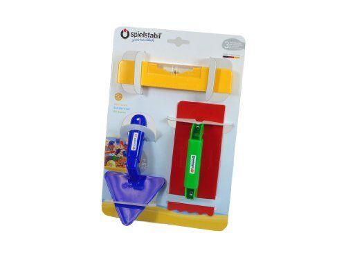 Sable jouer builders tools set par Spielstabil 7604U