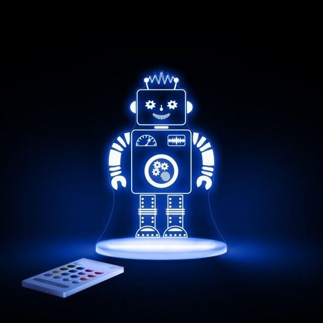 NUOVO Aloka sleepylights sleepylights sleepylights Nursery Light-Robot da044e