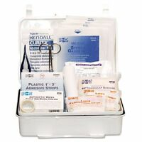 Pac-kit Industrial 25 Weatherproof First Aid Kit, 159-pieces, - Pkt6084 on sale