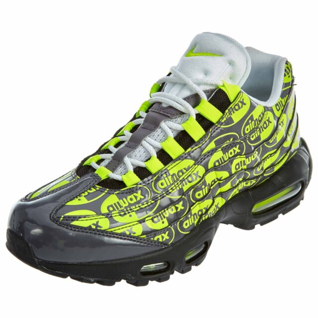 new product 2b40a b18a6 Nike Mens Air Max 95 All-Over Print Running Shoes 538416-019