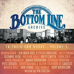 The-Bottom-Line-Archive-Series-In-Their-Own-Words-Volume-2-CD