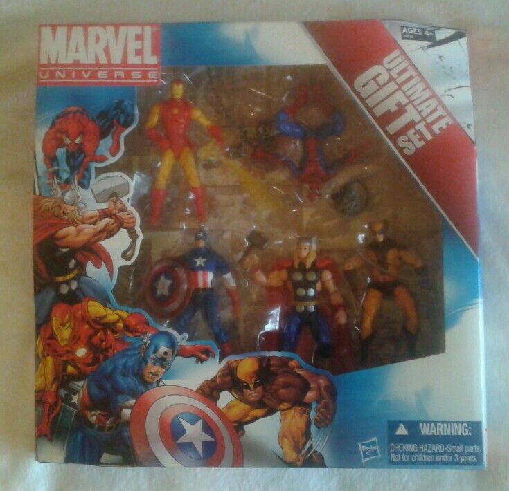 Marvel - universum  ultimative geschenkset