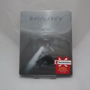 The Mummy (2017, Blu-ray) 2D + 3D Combo Steelbook Edition / Tom Cruise