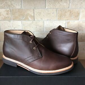 f6b43a28216 Details about UGG DAGMANN LEATHER GRIZZLY WATERPROOF ANKLE LACE-UP SHOES  BOOTS SIZE US 12 MENS