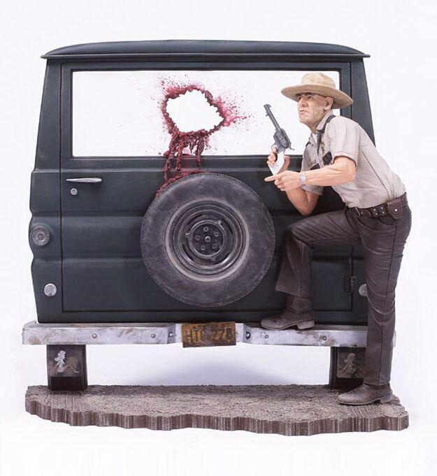 Mcfarlane film irren serie 7 texas chainsaw massacre sheriff hoyt abbildung neue