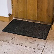 Heavy Duty Door Mat Non Slip Rubber Floor Large Small Rugs Kitchen Carpet