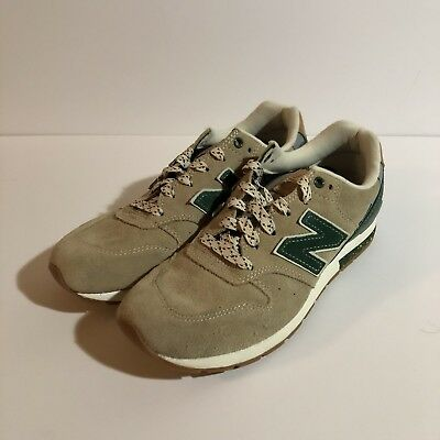 uk availability 03c1a f7a1e NEW BALANCE 996 BEIGE NUDE GREEN SUEDE Men's Running Size 7 / MRL996SA |  eBay
