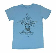 Royal Blue Heather, Disney Mickey Mouse Men/'s Mickey Sketch Uncle T-Shirt