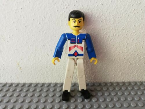 Lego Technic Minifigure Set 8223 Hydrofoil 7 Set 8714 Technic Team