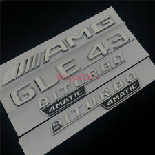 OEM NEW Genuine Mercedes Benz W166 GLE 350 Trunk Emblem Badge Sticker