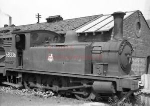 PHOTO  LNER 68336 WITHDRAWN IN THE SHED YARD AT KIPPS 762 - Tadley, United Kingdom - PHOTO  LNER 68336 WITHDRAWN IN THE SHED YARD AT KIPPS 762 - Tadley, United Kingdom