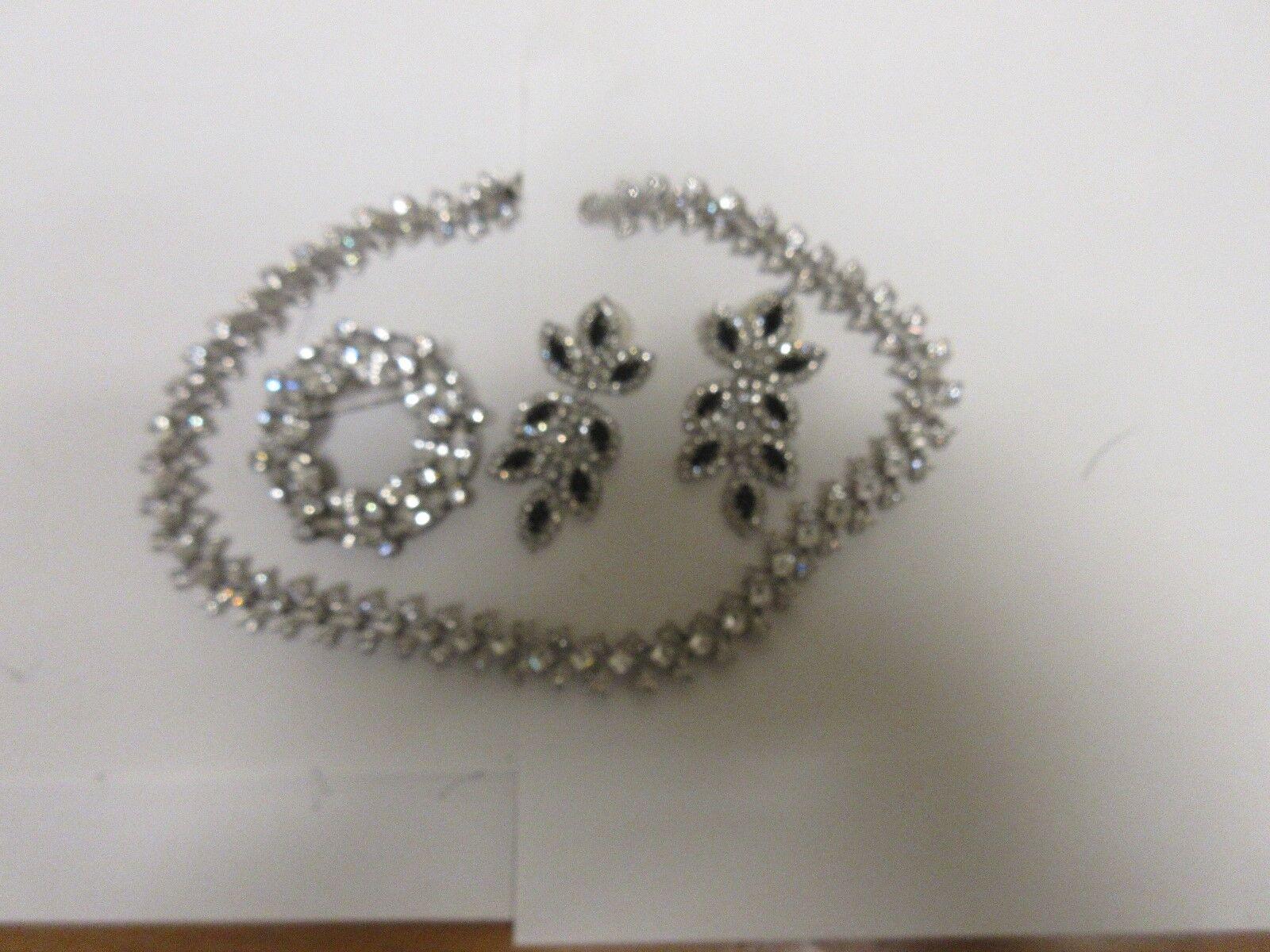 Costume Jewelry ,Vintage , Unique Design ,Necklace , Br