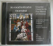 Exultate Deo: Five Gregorian Masses by The Singing Nuns (CD) for