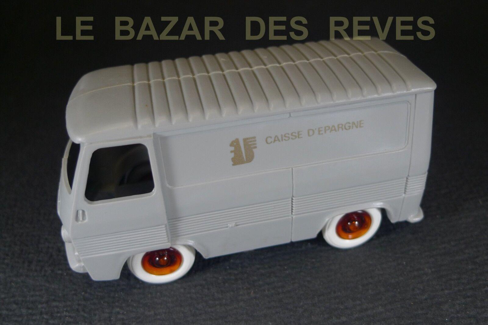BOURBON. Peugeot J7  Caisse d'épargne