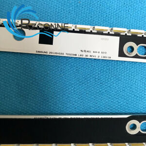 2pcs LED Strip for SAMSUNG 2013SVS55 7032SNB L83+R83 3D UA55F7500BJ UN55F7100A