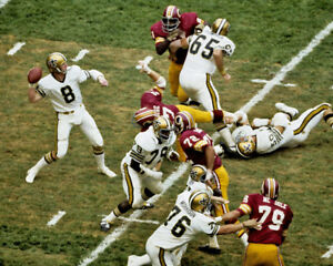 New-Orleans-Saints-ARCHIE-MANNING-Glossy-8x10-Photo-NFL-Football-Print-Poster
