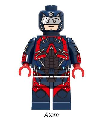 New Minifigure Custom Lego Colossus New Version DC Comics Universe Venomized