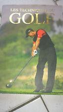 Les techniques du golf - Chris Meadows