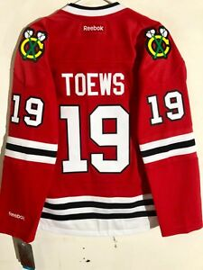 621064cb810 Reebok Women's Premier NHL Jersey Chicago Blackhawks Jonathan Toews ...
