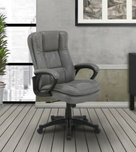 Surprising Details About Signature Traditional Lift Swivel Office Desk Chair In Fog Grey Pabps2019 Chair Design Images Pabps2019Com