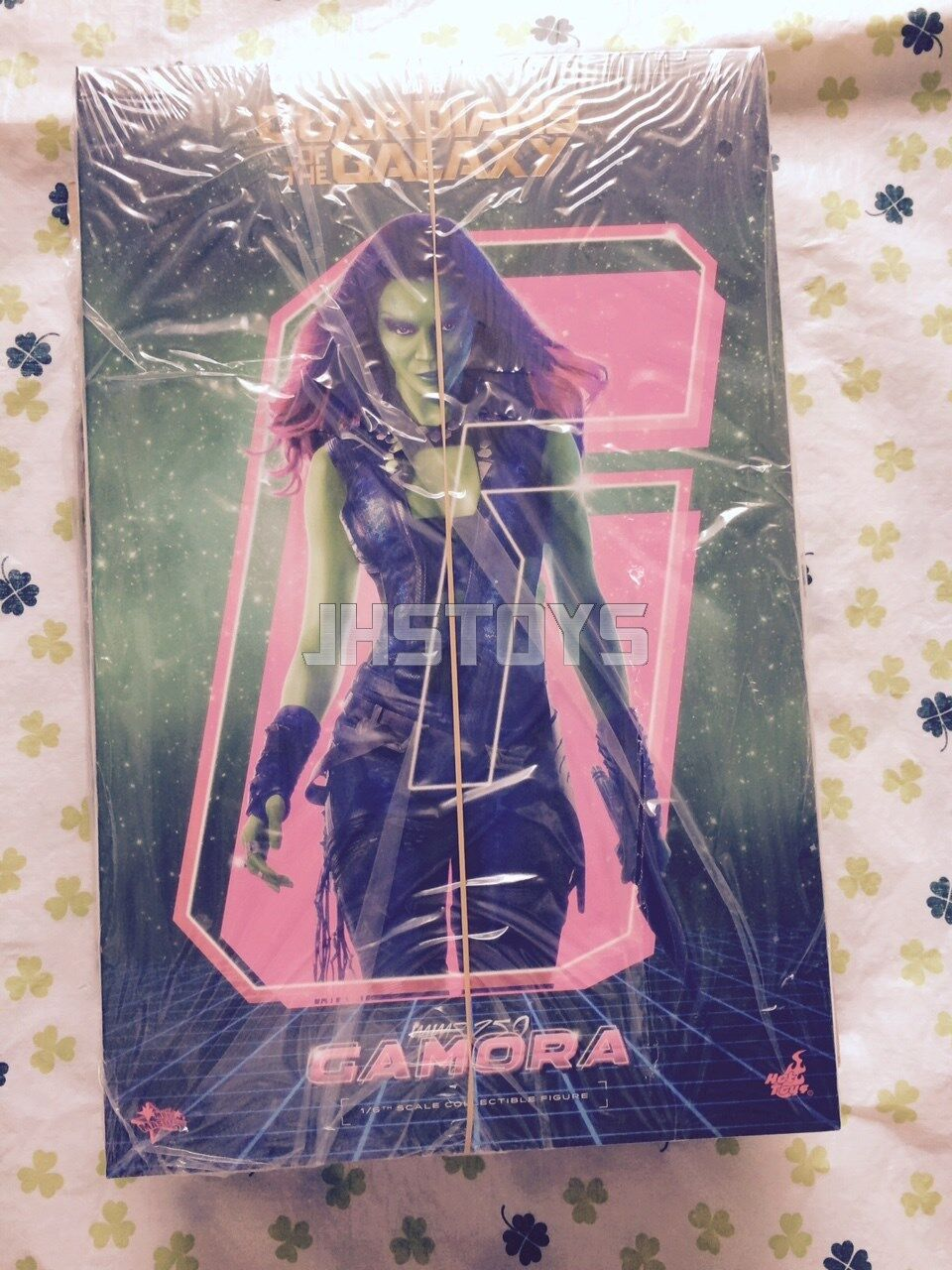 Hot Toys 1/6 Guardians of the Galaxy Gamora MMS259 Japan