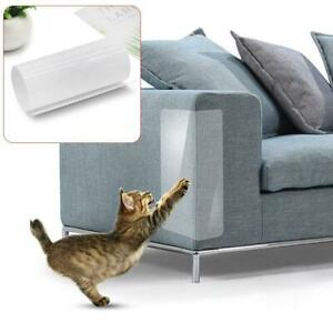 2X-Cat-Scratch-Guard-Mat-Haustier-Katzen-Kratz-Moebel-Sofa-Sitzschutz-D6Q5