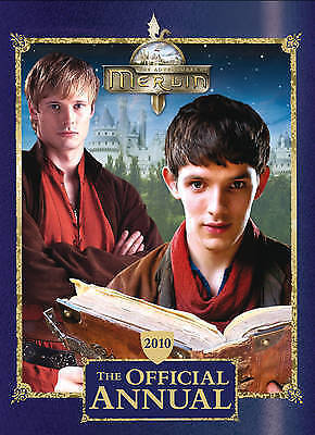 """""""AS NEW"""" Merlin Annual 2010, , Book"""