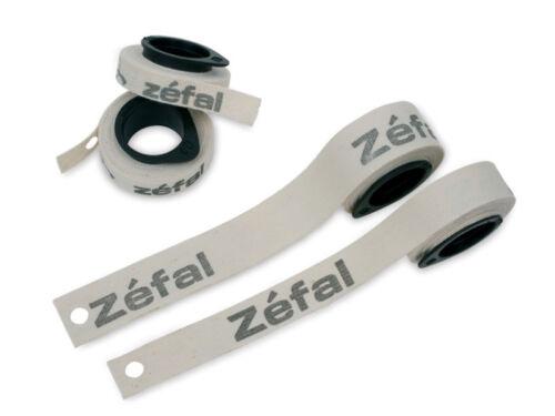 Zefal Cotton Rim Tape 13//17//22mm Set of 2 pieces
