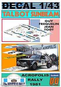 DECAL-1-43-TALBOT-SUNBEAM-LOTUS-GUY-FREQUELIN-ACROPOLIS-RALLY-1981-4th-01