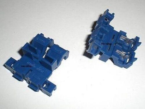 10x Kfz Flachsicherungs-Halter Sicherungshalter für Flachsicherungen 0,7-2mm²