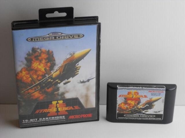F-15 Strike Eagle II für Sega Mega Drive #3